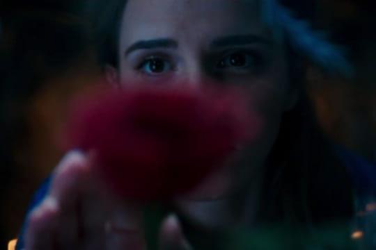 La Belle et la Bête : Emma Watson princesse Disney dans la bande-annonce