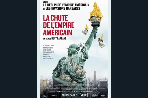 La Chute de l'empire américain - Photo 1