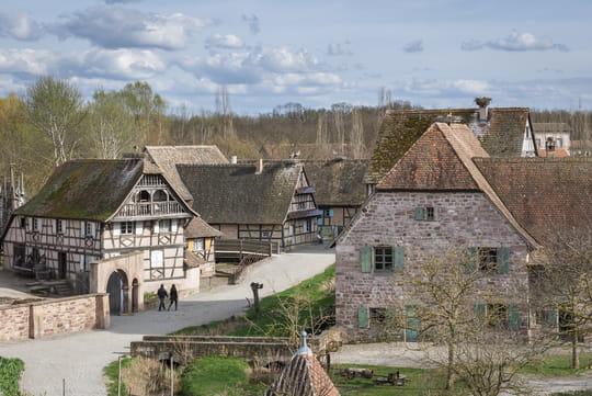 Ecomusée d'Alsace: préparer votre visite