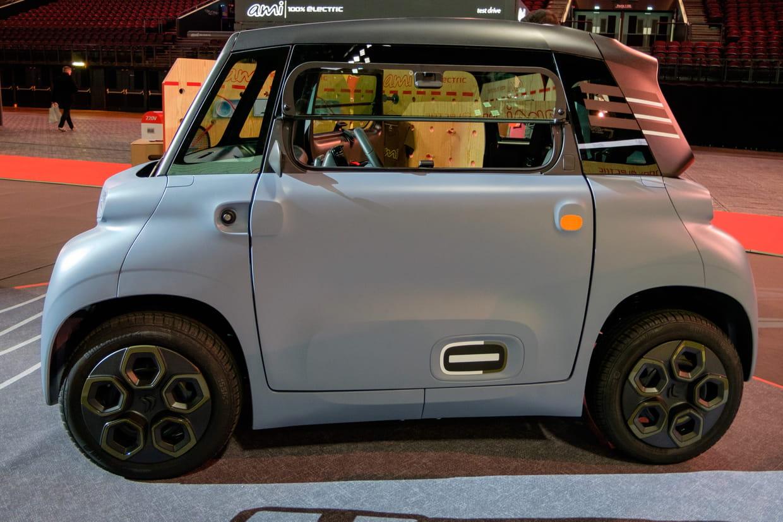La nouvelle voiture 100 % électrique de Citroën fabriquée au Maroc