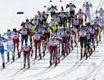 Ski de fond : Championnats du monde - Relais 4x10 km messieurs
