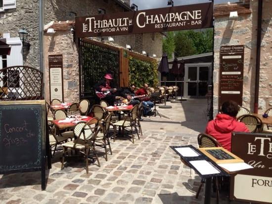 Restaurant : Le Thibault de Champagne