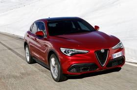 Alfa Romeo Stelvio: un premier prix plus abordable pour le SUV