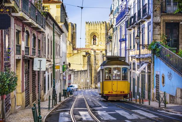 1- Lisbonne, au Portugal