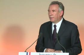 François Bayrou propose une alliance à Emmanuel Macron