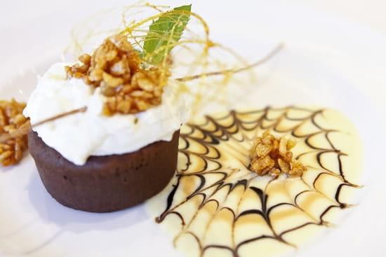 Central Park  - Mi cuit au chocolat  -