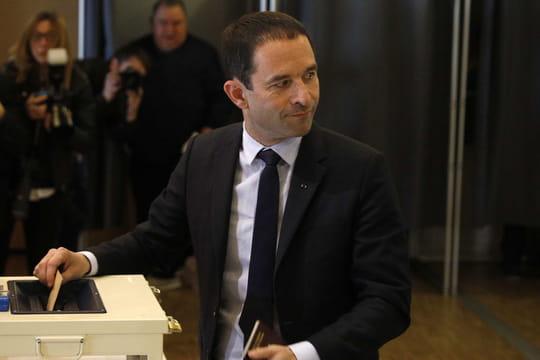 Résultat Benoît Hamon: le candidat socialiste obtient 6,2% des voix