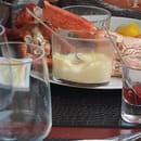 Plat : Le Bar Iode  - Plateaux fruit mer.poisson frais et le restaurant est relié avec la poissonnerie. Produit de qualite -