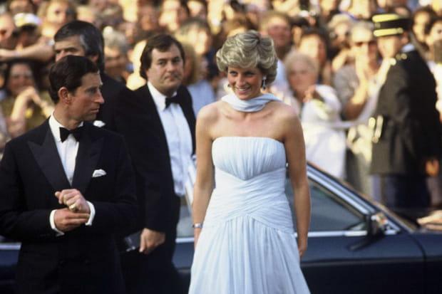 La Princesse Diana et le Prince Charles en 1987