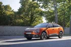 Les premières photos de la nouvelle Citroën C4