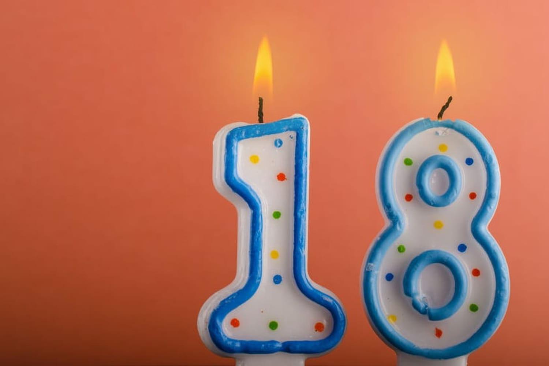 Texte d'anniversaire 18ans: cartes d'anniversaire et textes gratuits pour les souhaiter
