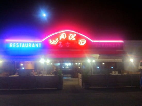 Restaurant : Wako  - wako a aubergenville -