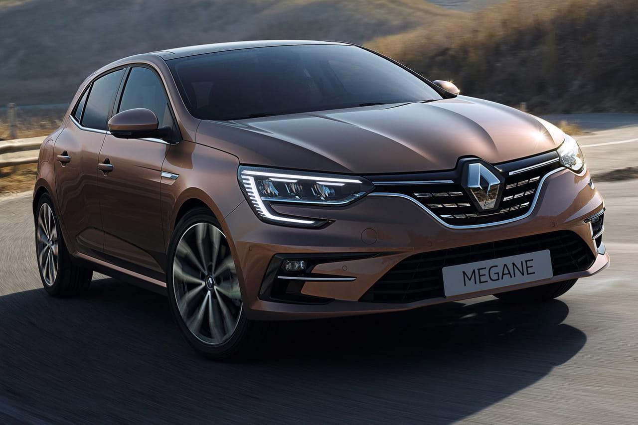 Nouvelle Renault Mégane: la version restylée dévoilée! Les photos