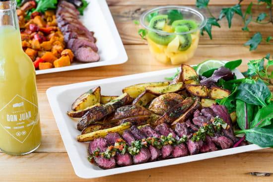 Plat : Cut - Street Food  - Barquettes gourmandes -   © Cut Street Food