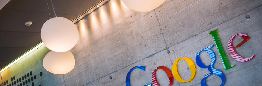 Anniversaire de Google: devinez quand est né le moteur de recherche