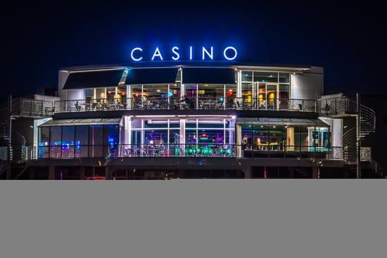 Restaurant : Le QG  - Face arrière du Casino -   © Restaurant le QG