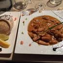 Plat : Chez Gaetan  - Rata de seiche -