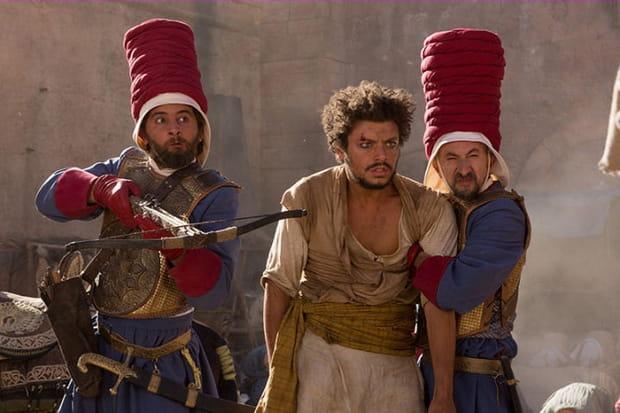 Les nouvelles aventures d'Aladin, Kev Adams à la tête du blockbuster