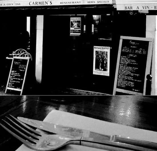 Carmen's Paris   © Carmen's