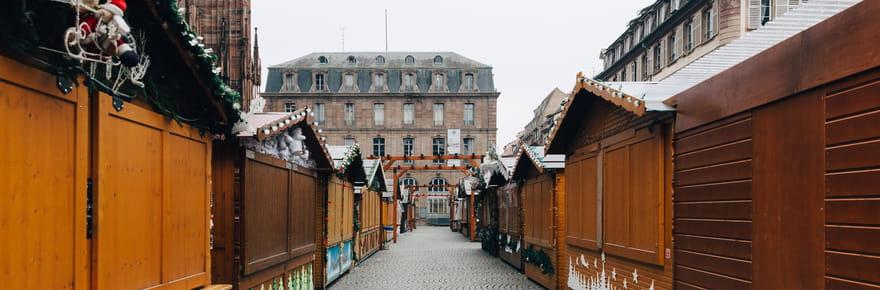 Le marché de Noël de Strasbourgannulé, mais des animations maintenues