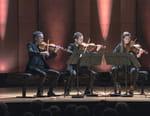 Quatuor Ébène joue Beethoven
