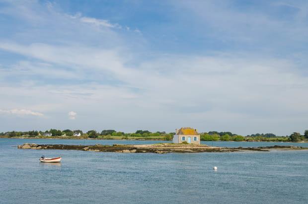 L'île aux moines