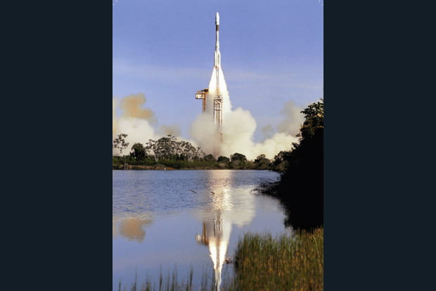 Départ Ariane 4