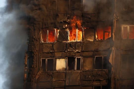 Incendie de Londres: deux fois plus de morts dans la Grenfell Tower