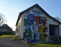 Une maison, un artiste : Fernand Léger, la ferme d'un peintre paysan