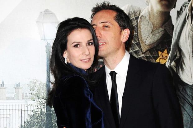 Gad Elmaleh et Marie Drucker: aussitôt officialisé, aussitôt séparés