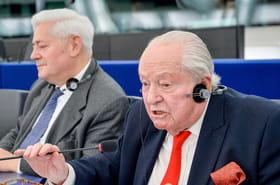 Jean-Marie Le Pen: ses adieux amers au parlement européen