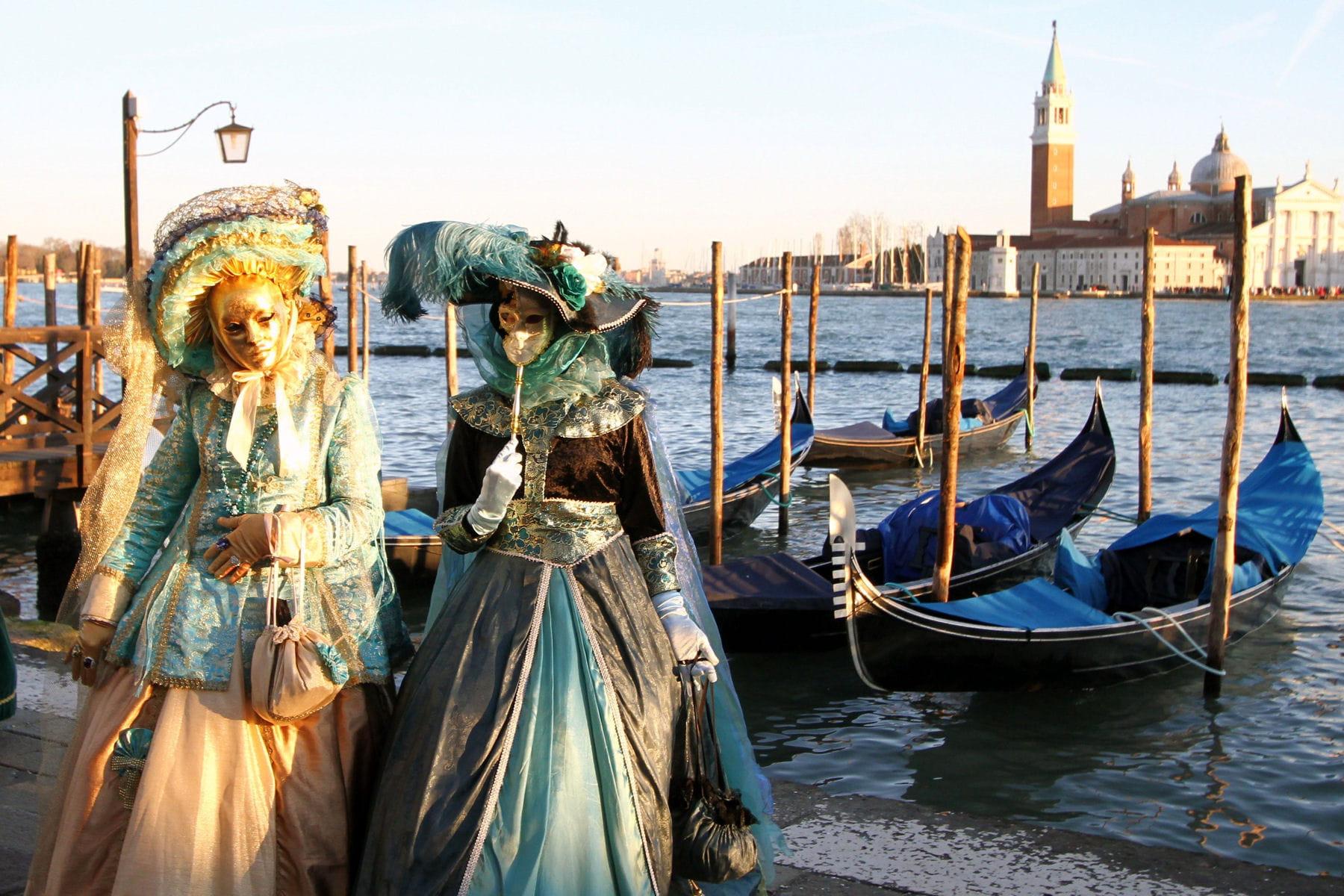 Bien-aimé Carnaval de Venise : dates 2018, programme… La fête italienne  GK29