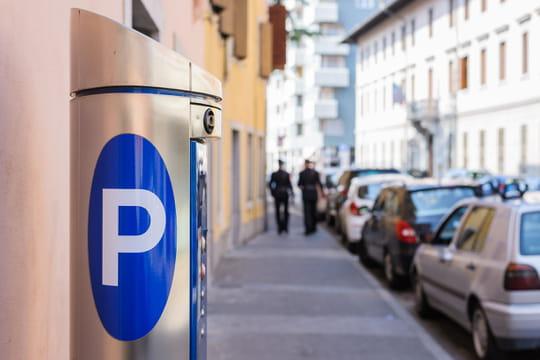 Amende de stationnement: quels tarifs en 2018dans votre ville?