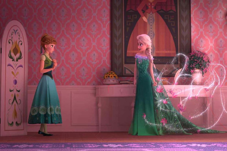 la reine des neiges 2 les fans attendent la date de sortie - Reine Neige 2