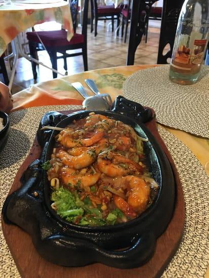 Plat : Meithien  - Crevettes -