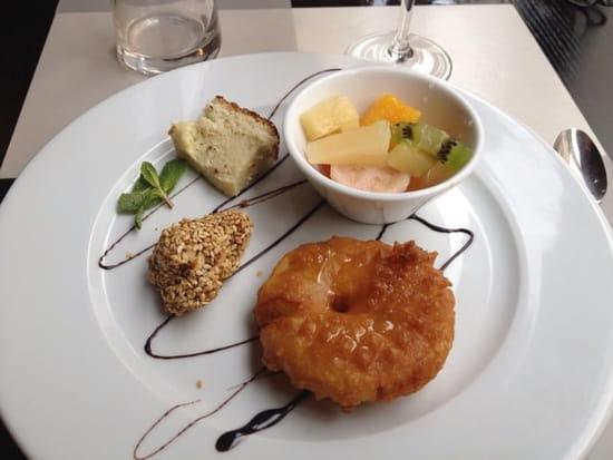 Dessert : Mai Tai  - Dessert thaï -