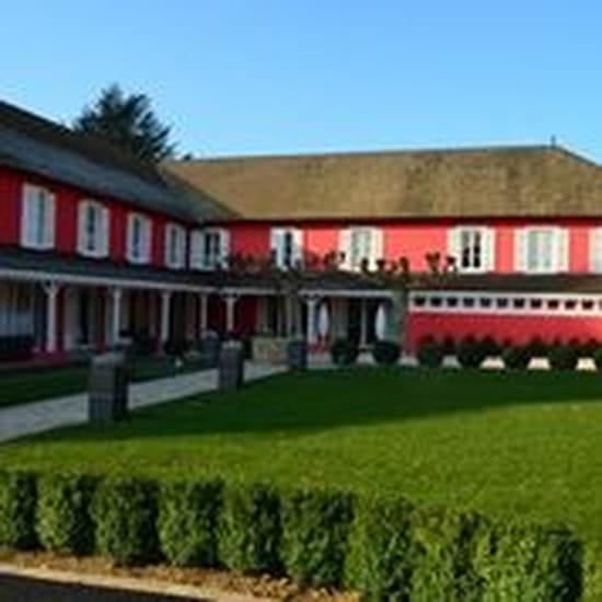 Rouge & Blanc - Les Maritonnes Parc & Vignoble  - Accueil -   © maritonnes