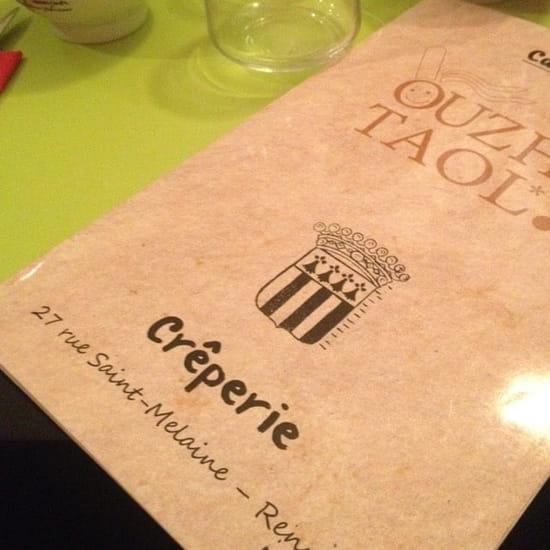 Restaurant : Ouzhtaol