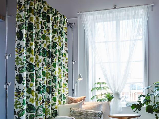 voilage id es conseils et tendances. Black Bedroom Furniture Sets. Home Design Ideas