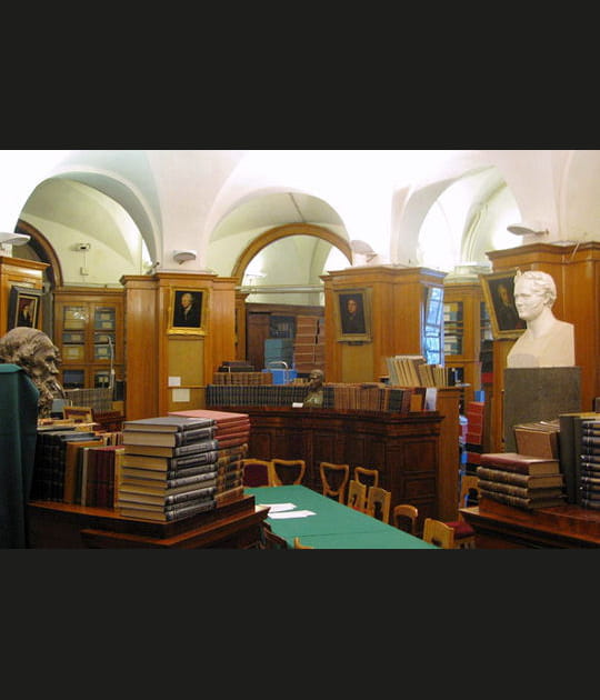 La bibliothèque nationale russe