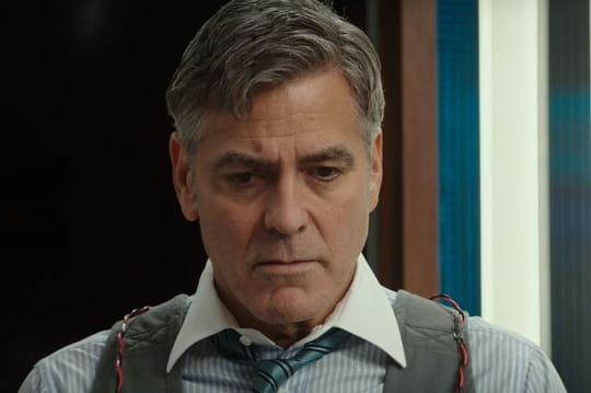 George Clooney pris en otage en direct à la télé dans Money Monster