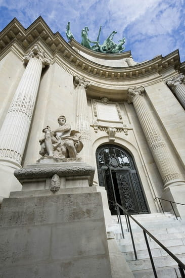 Mini Palais  - Entrée du Mini Palais -   © François Voisin
