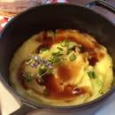 Plat : Le Bistrot Du Port  - Parmentier de queue de boeuf au foie gras  -