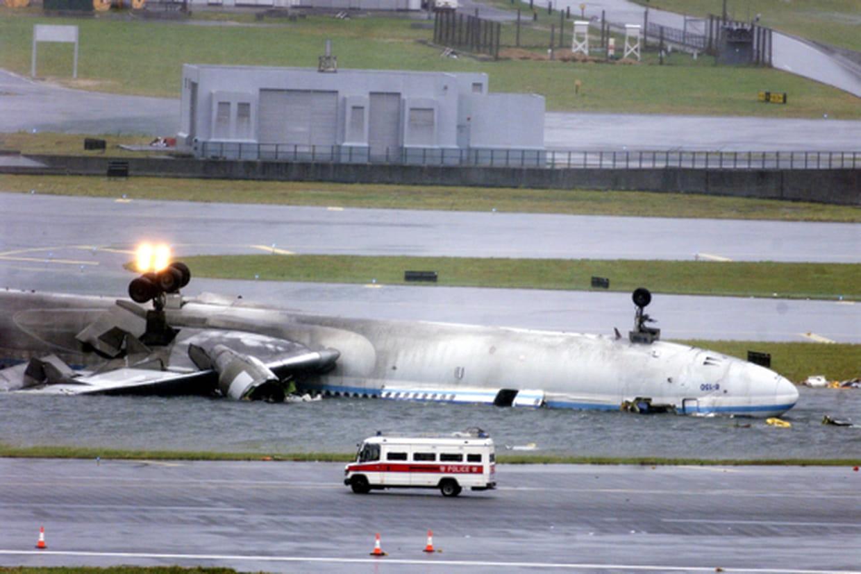 Crash D Avion Les Drames Les Plus Marquants De L