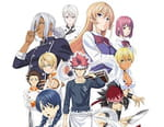 Food Wars, Second Service