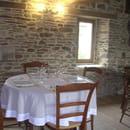 Auberge Paysanne Le Jardin des Aromates  - salle de restaurant -