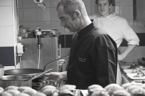 Panier des 4 Saisons  - le Chef -   © cyclope