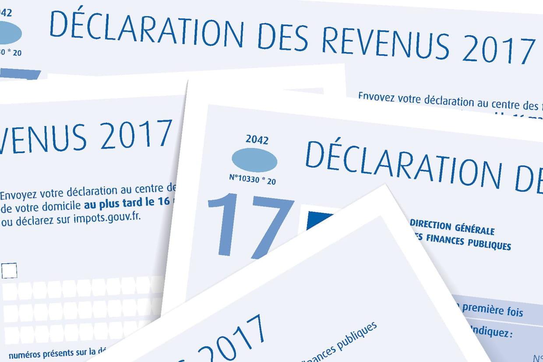 """Résultat de recherche d'images pour """"declaration de revenus 2018"""""""
