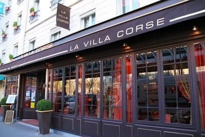 La Villa Corse   © L'Internaute Magazine / Cécile Genest