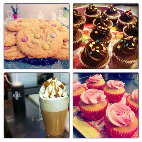 Le Goût-Thé  - Cookies-Cupcakes -